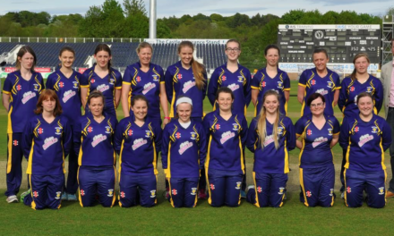 Sponsorship is Sweet for Durham County Cricket Club