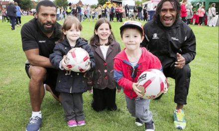 Byker Residents Treated to Family Fun Day