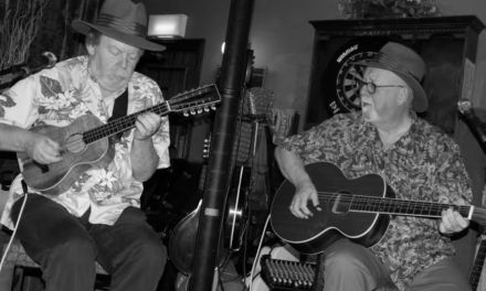 North East Duo bring a Taste of Bourbon and Blues