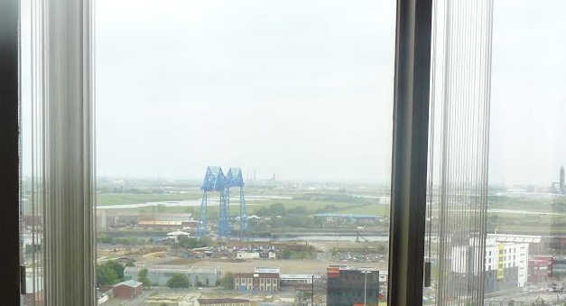"Middlesbrough Office Space with ""Best Views"" in Teesside comes to the Market"