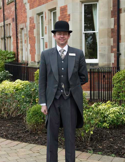 Rockliffe Hall Concierge named as one of the Best