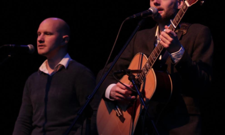 Bookends Play Simon & Garfunkel Classics at the Town Hall