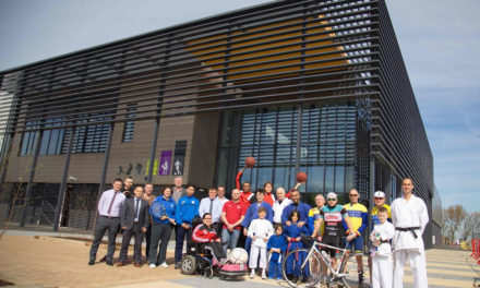 Sports Village Drawing Crowds from Far and Wide