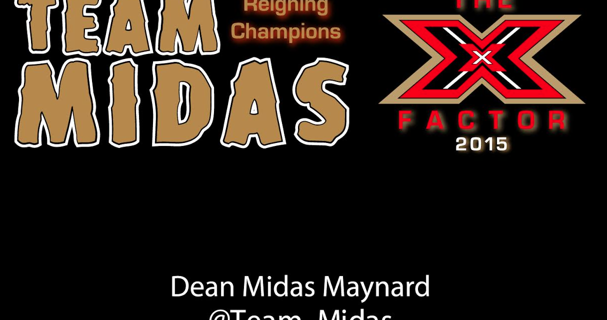 Team Midas Ready for X Factor Defence