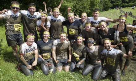 Banks Group's 'Warriors' Complete Fundraising Double for Durham Kids Charity