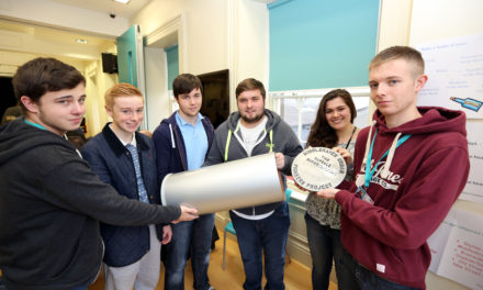 Time Capsule to Mark Middlehaven's Pioneering Future