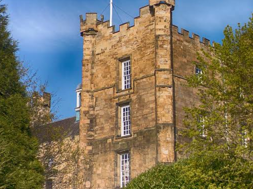 Don't be Late to Lumley Castle