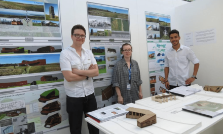 Student Designs make their Mark with Local Heritage Group