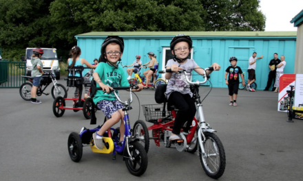 Free Summer Bike Fun Day for all the Family