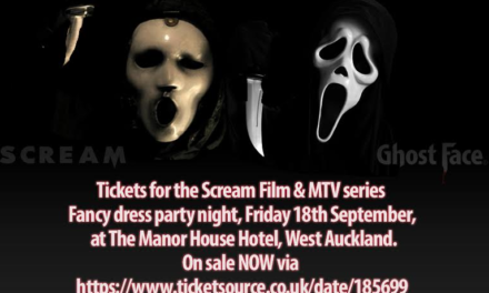 Charity Night will be a Scream