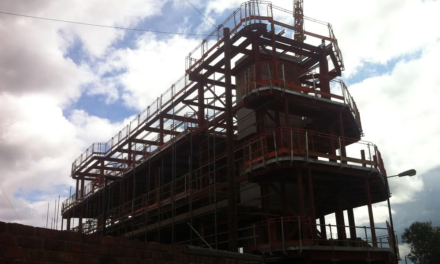 Completion of Jesmond Landmark in Sight