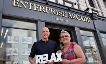 Stockton Welcomes Stressbusting Service for Shoppers