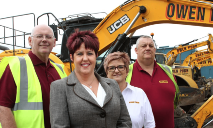 New Owen Pugh Recruits set to Upskill Construction Workforce