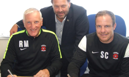 Moore And Collins Sign New Contracts