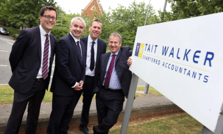 Pharmacy Group Celebrates New Addition to Portfolio with Help of Local Advisers