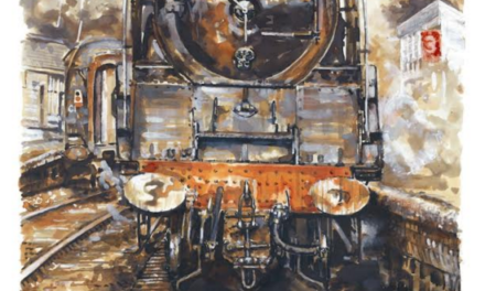 New Art Exhibition Documents Region's Railways