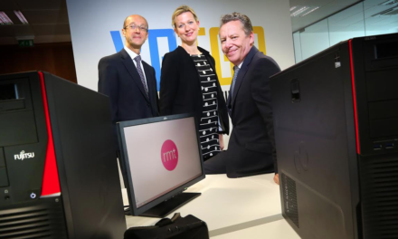 RMT Accountants and Fujitsu make North East VR Firms' Equipment Wishes a Reality