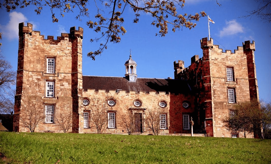 Combining Tradition with Technology at Lumley Castle