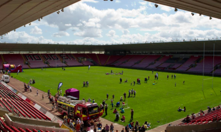 Meet Darlington Mowden Park RFC Squad at the Annual Pre-Season BBQ