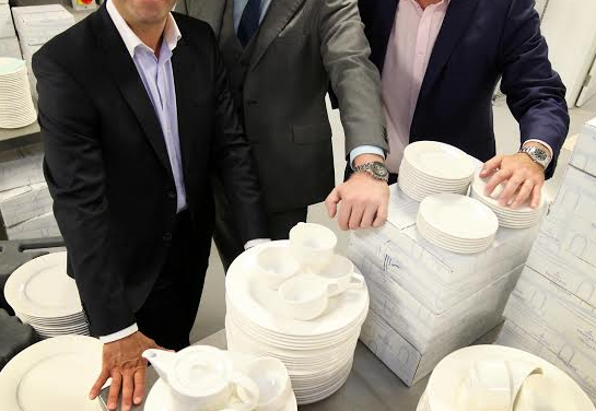 Crosbys Catering Equipment Raises a Glass to Hotel Contract Win