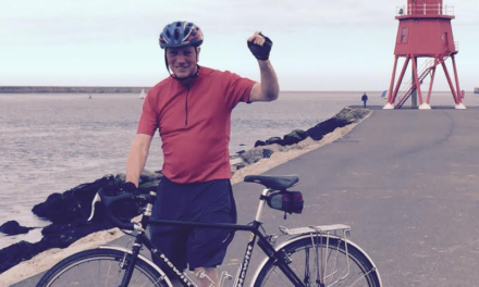 South Shields Local Embarks on Charity Cycle to Seville