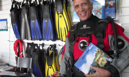 Expert Instructor Opens New Diving School in Newcastle