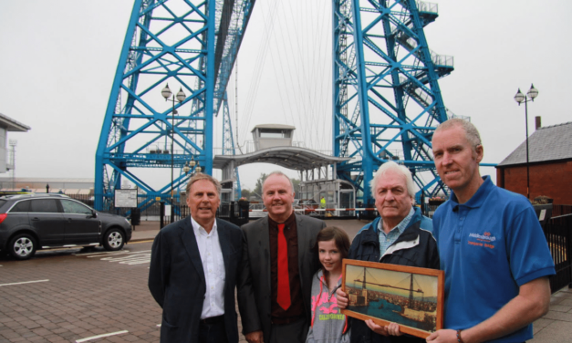 Transporter Pictures Kindly Gifted to Visitor Centre
