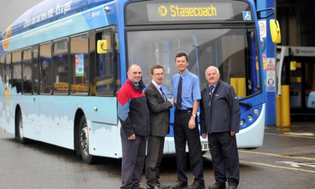 Top Trio Recognised for Excellence in Driving