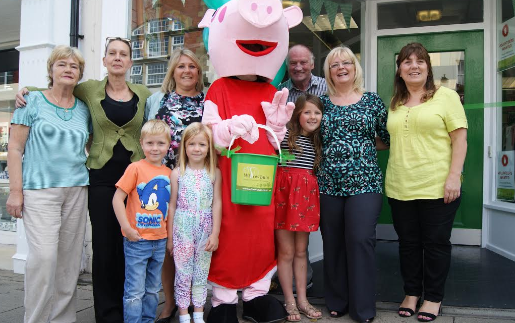 Shop Opening by Charity Helping Thousands