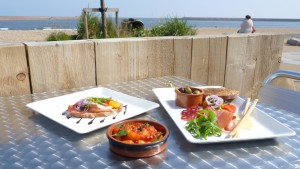 Tapas at the Beach House
