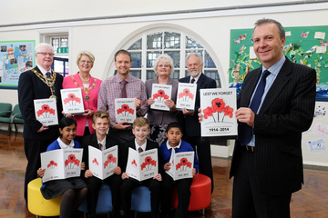 Darlington Building Society Supports Great War Commemoration Project