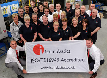 Icon Secures Prestigious Global Quality Standard