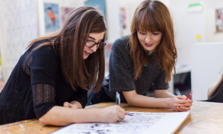Calling potential Artists and Designers as Specialist College Hosts Open Day