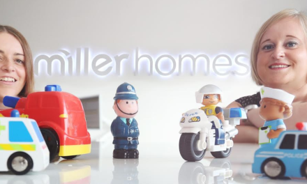 Miller Homes offers Emergency and Military Staff a Helping Hand