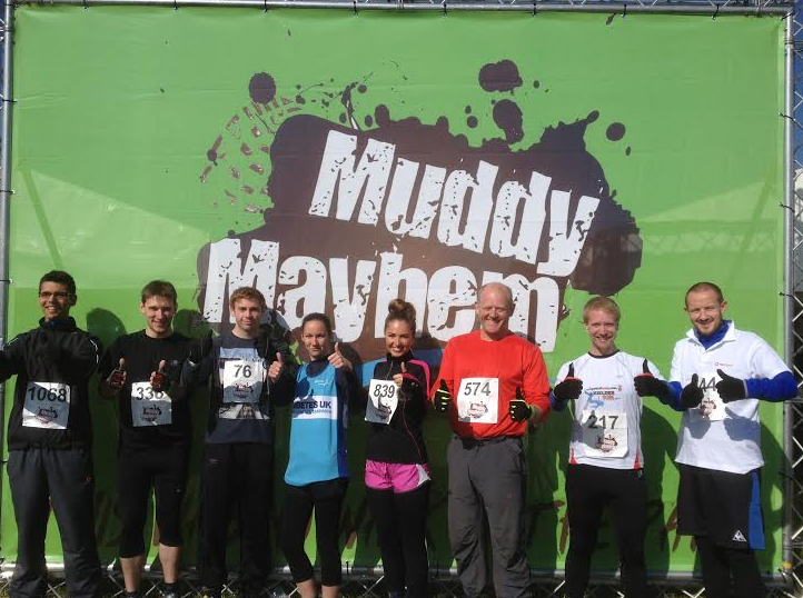 PolyPhotonix gets down and dirty for Diabetes UK