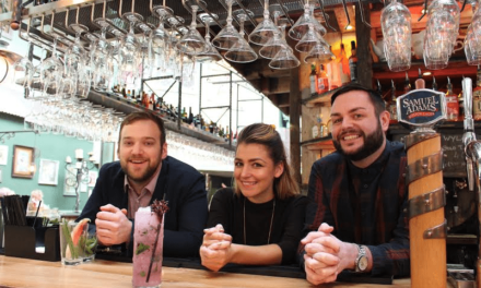 Newcastle Bar's Recipe is a hit for Cocktail Lovers