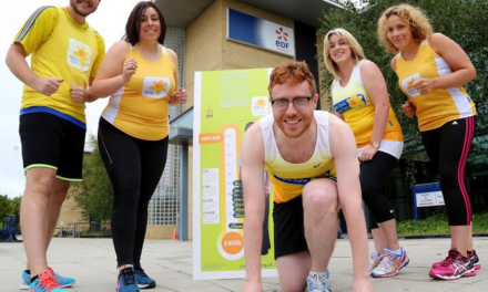 Energetic Family set to Smash Fundraising Target for Great North Run