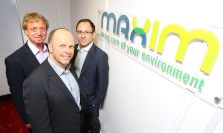 Maxim FM looking to Clean up across the UK with Third Growth Fund Investment