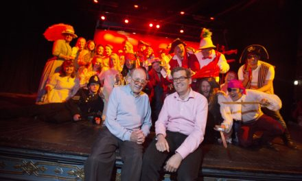 Community Spirit takes Centre Stage to Preserve Iconic Theatre
