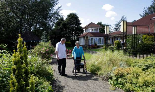 Hospice Named Charity Partner for Leading North East Investment