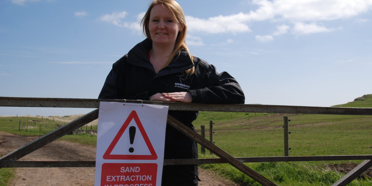 Sand Removal from Druridge Bay Dunes to be Halted if Highthorn Surface Mine Scheme goes ahead