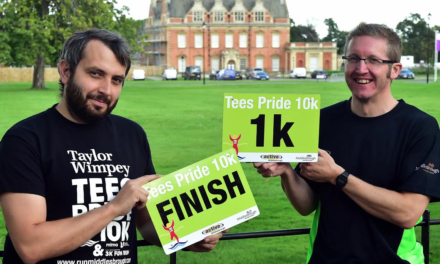 Final Call for Entries in 2015 Taylor Wimpey Tees Pride 10K