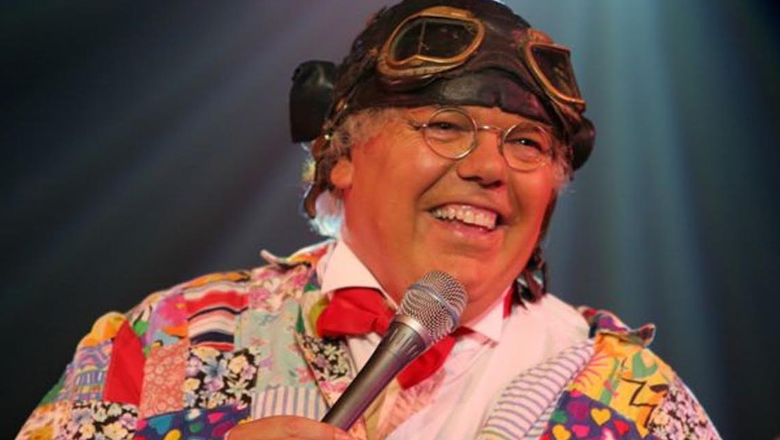 Roy 'Chubby' Brown Returns to his Home Town