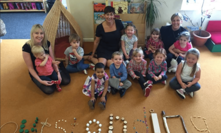 The Montessori People Celebrates an 'Outstanding' Achievement