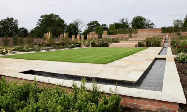 The Walled Garden at Wynyard Hall Praised by VisitEngland