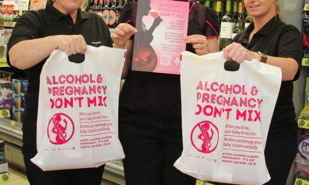 Campaign Highlights Pregnancy Drinking Dangers