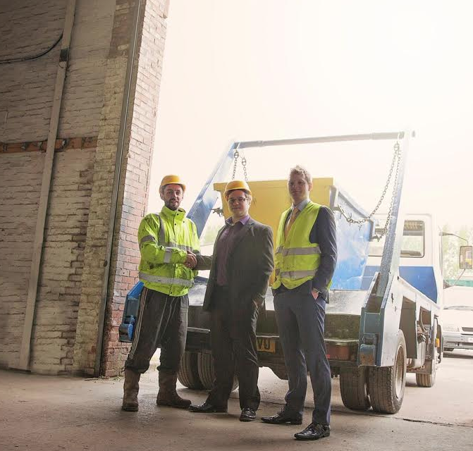 Wasting no opportunity: Local Company Secures a £13,000 Cash Boost from the Microloan Fund