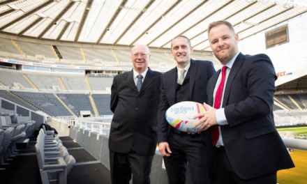 North East Business Scrum ahead of Rugby World Cup