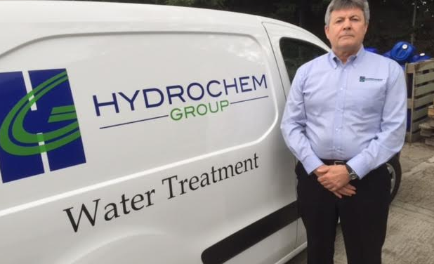 Hydrochem Boss tells Sunseekers not to let a Hot Tub ruin their Summer