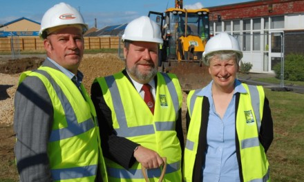 Gus Robinson Developments Ltd Teams up with local Authority for New Scheme